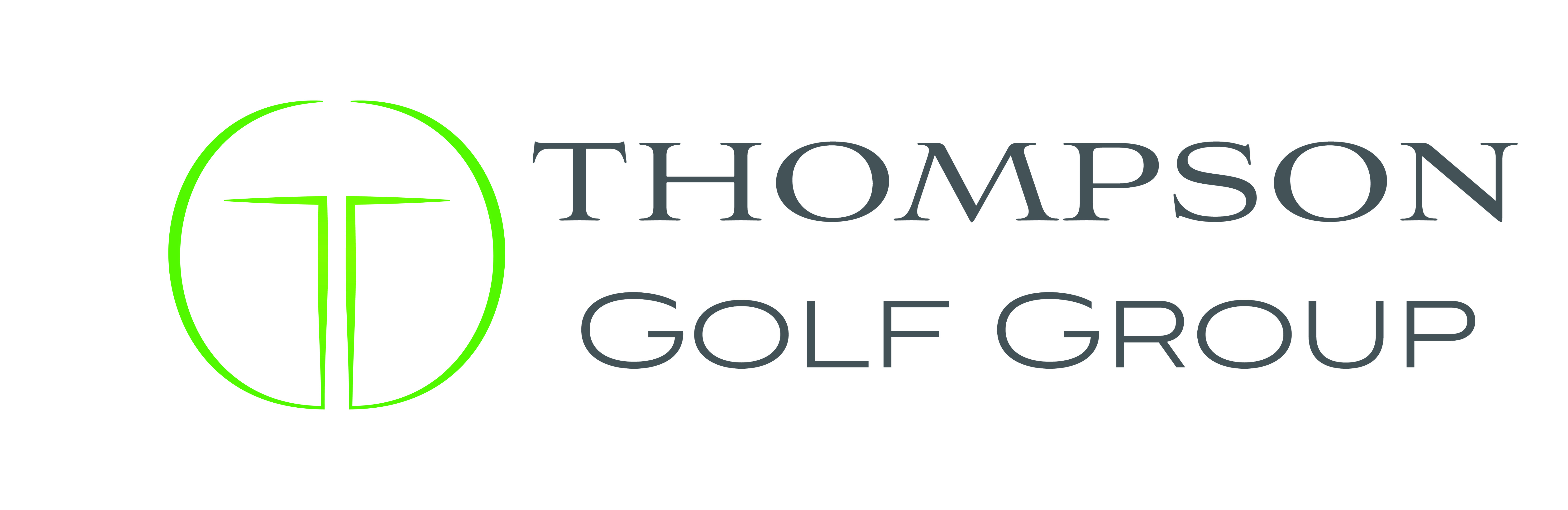 Thompson Logo Text Side Small Logo